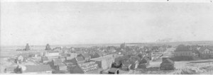 Ardoch, North Dakota, horizon view, 1908-12