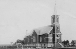 Ardoch Catholic Church, after 1916