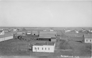 Fordville, North Dakota, 1913