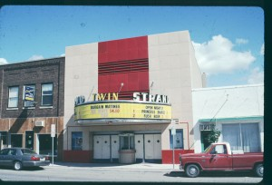 Strand Theater Grafton ND