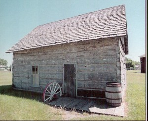 Heritage Village - Log Cabin