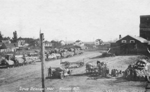 Hoople, ND, Spud Season 1921
